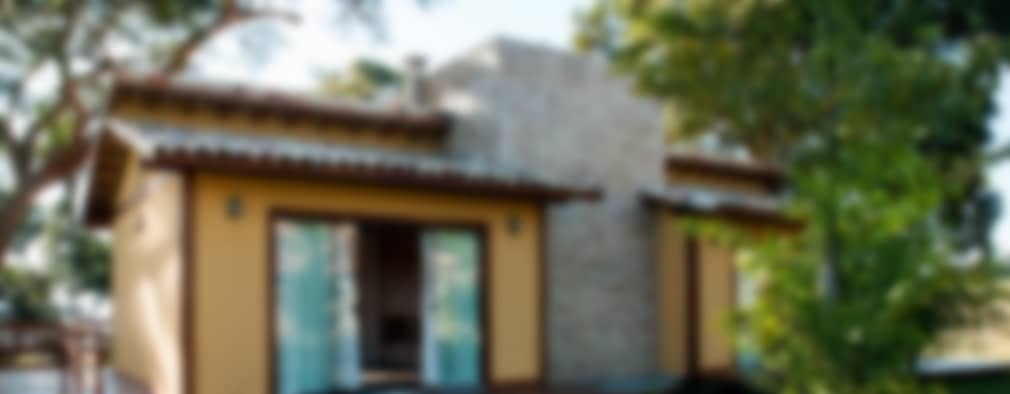 Casas de estilo rural por L2 Arquitetura