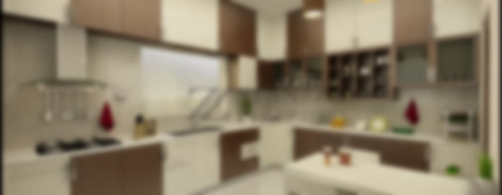 Nizar, Manilala: modern Kitchen by stanzza