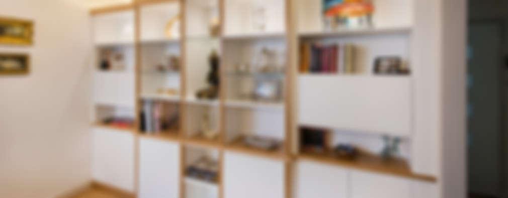 Salas de estilo moderno por Martin Greshoff Furniture