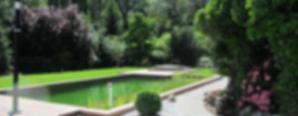 mediterranean Pool by Natur & Heim GmbH