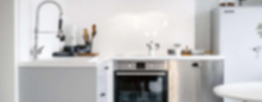 40 Ideas para aprovechar al máximo una cocina pequeña