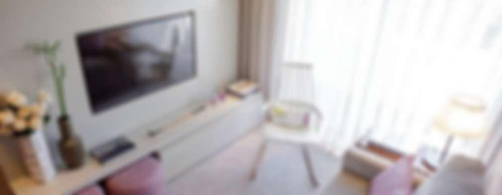 Salas de estilo moderno por Susana Camelo
