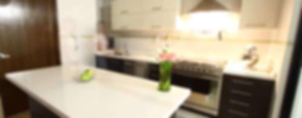 C mo organizar una cocina peque a 10 ideas geniales - Como organizar una cocina pequena ...