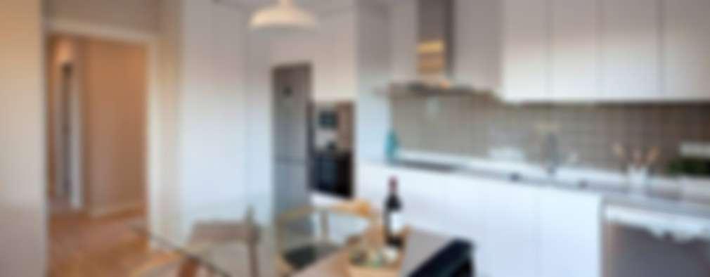 6 perfecte kleine keukens voor elk interieur