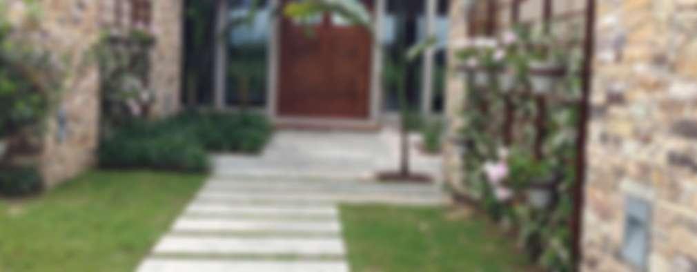 un jardin impactante: Jardines de estilo clásico por BAIRES GREEN