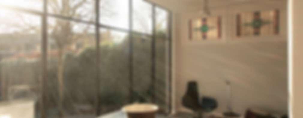 Cocinas de estilo minimalista por ddp-architectuur