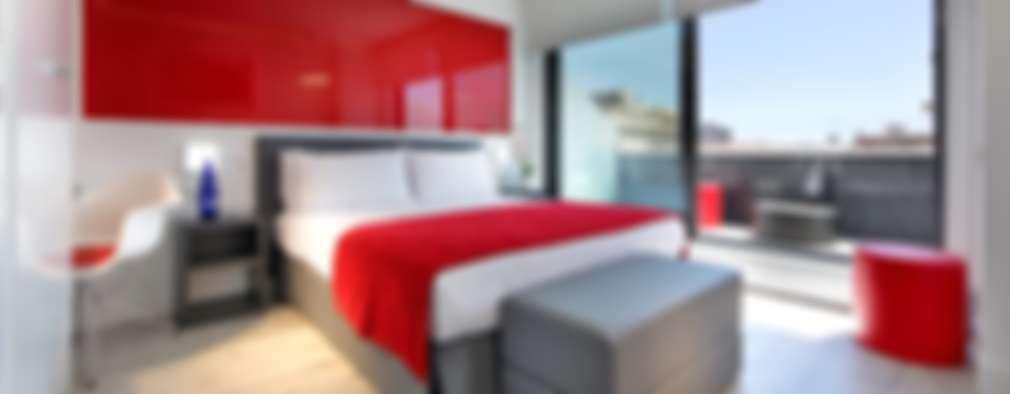غرفة نوم تنفيذ Tiendas On