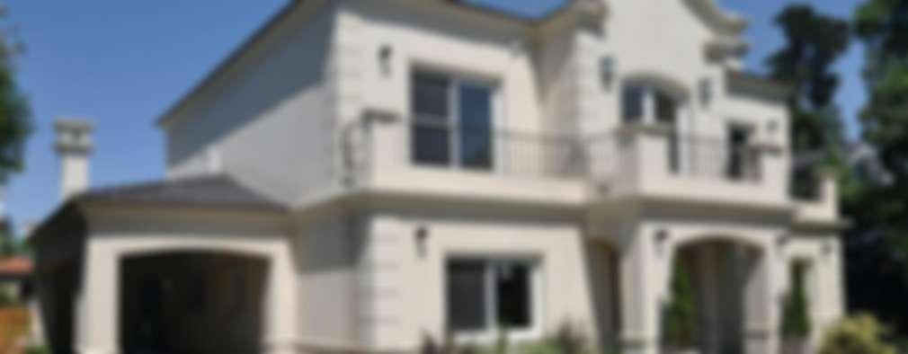 classic Houses by Estudio PM