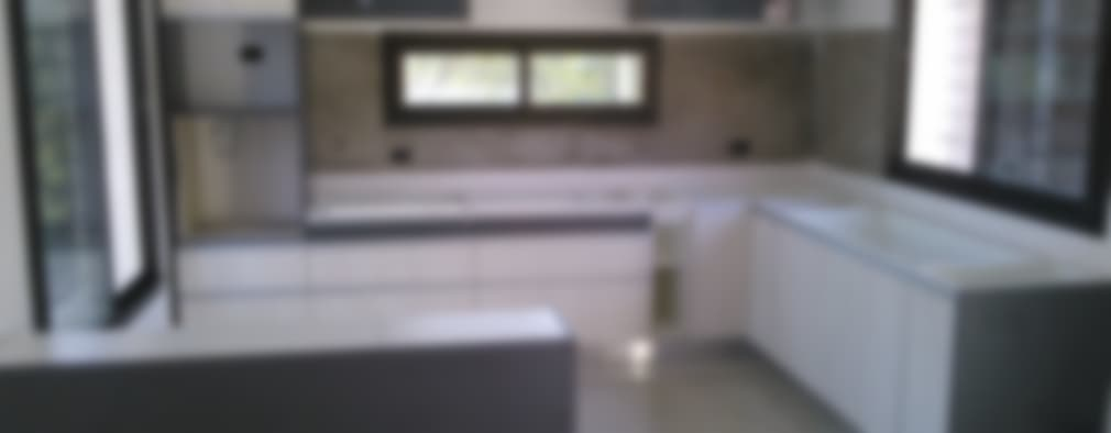 modern Kitchen by Sql Amoblamientos de Cocina