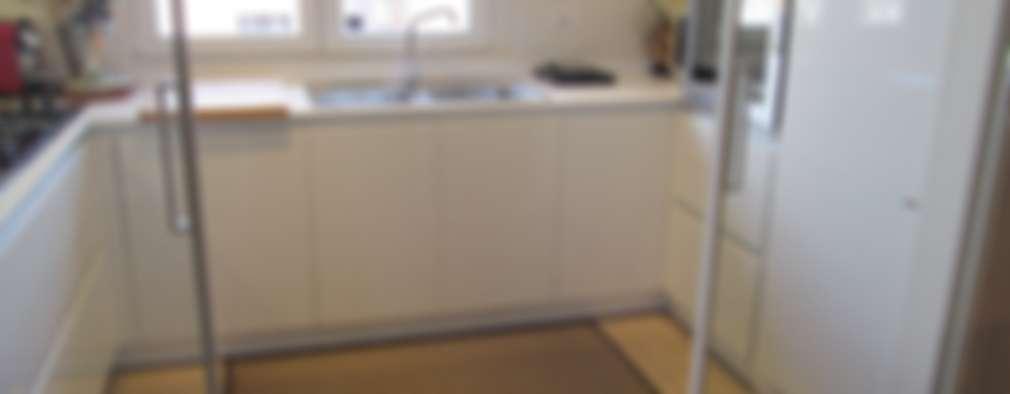 8 Tips para que tu cocina tenga mucho espacio y estilo