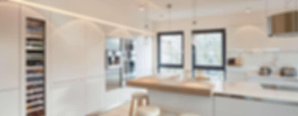 modern Kitchen by HONEYandSPICE innenarchitektur + design