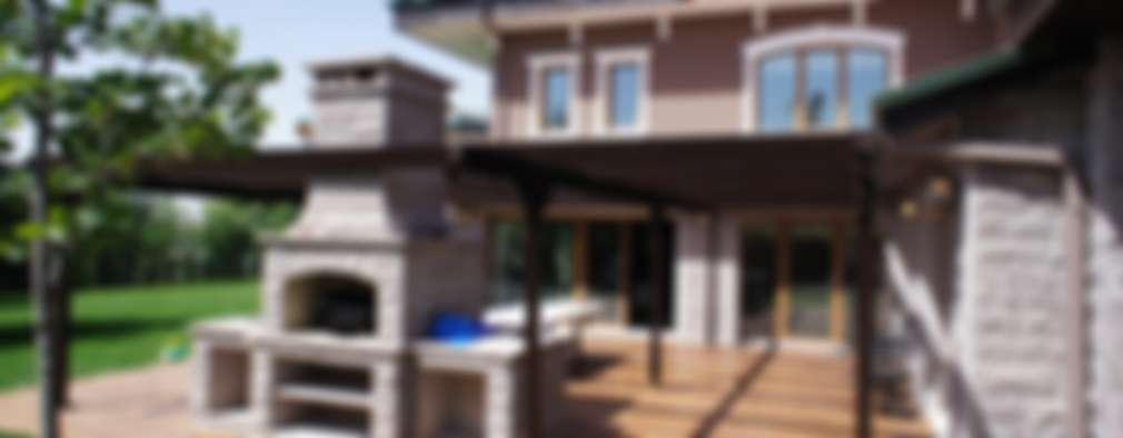 Casas de estilo moderno por RETA Architecture-Interior-Industrial Design
