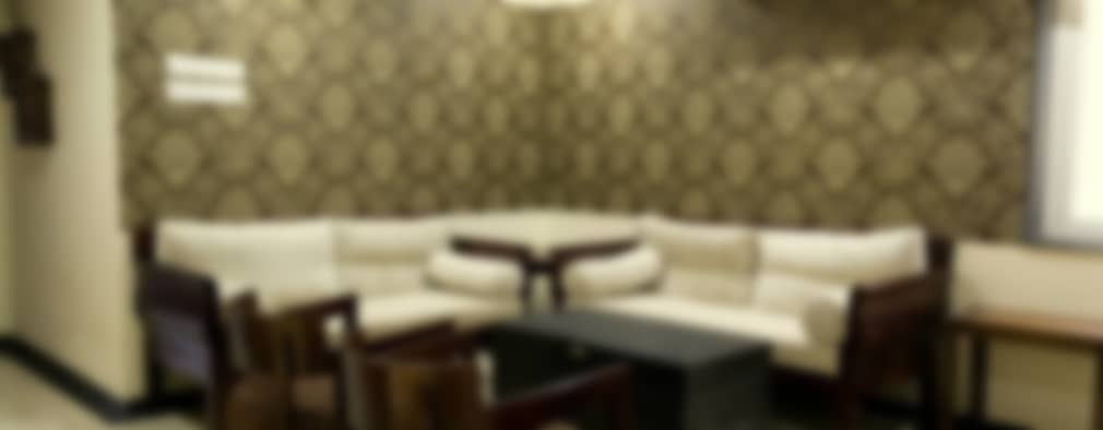 Mr chandaks duplex apartment modern living room by es designs