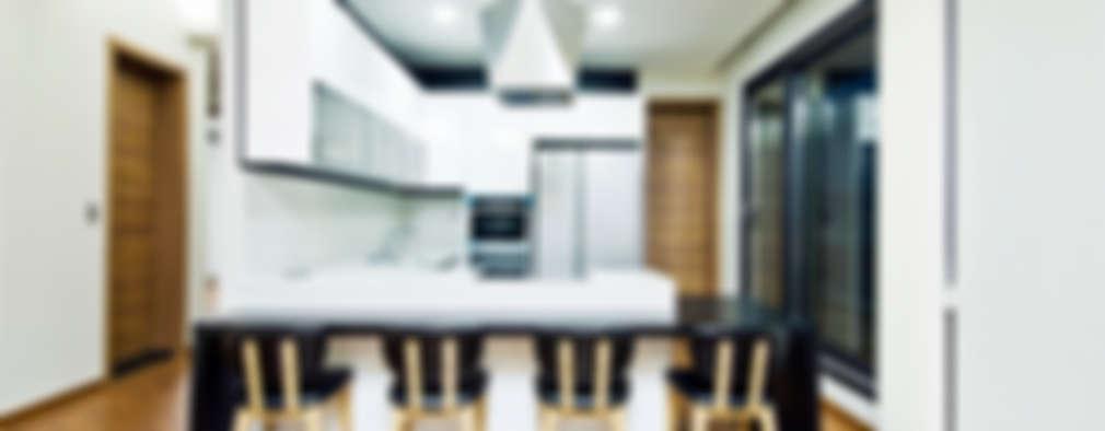 17 sublime Korean kitchens to copy