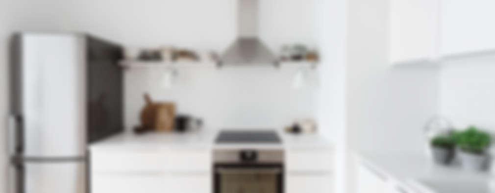 Cocinas de estilo moderno por Architect Your Home