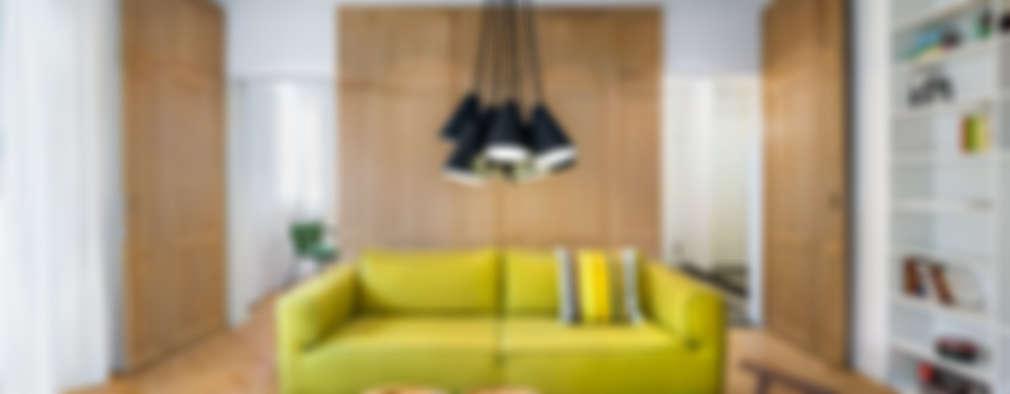 scandinavian Living room by Assen Emilov Photography