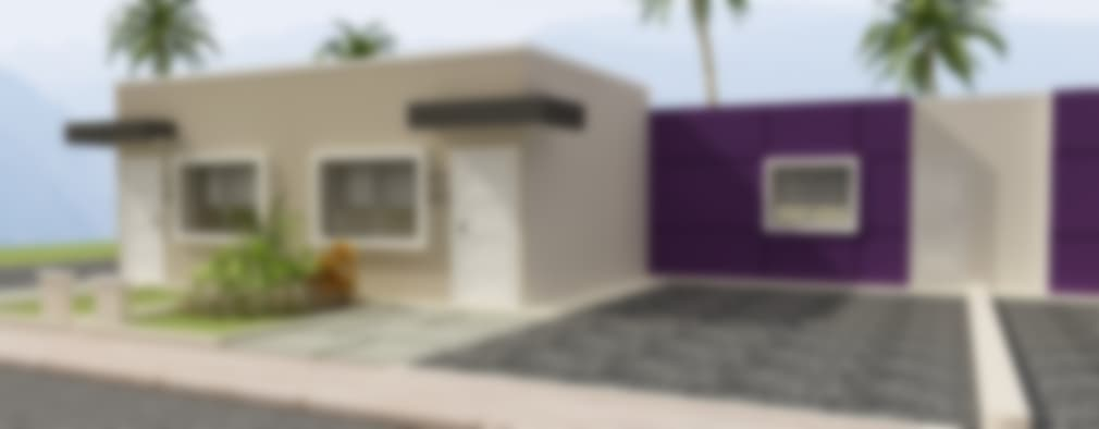 Modelos de fachadas para remodelar tu casa for Como remodelar tu casa