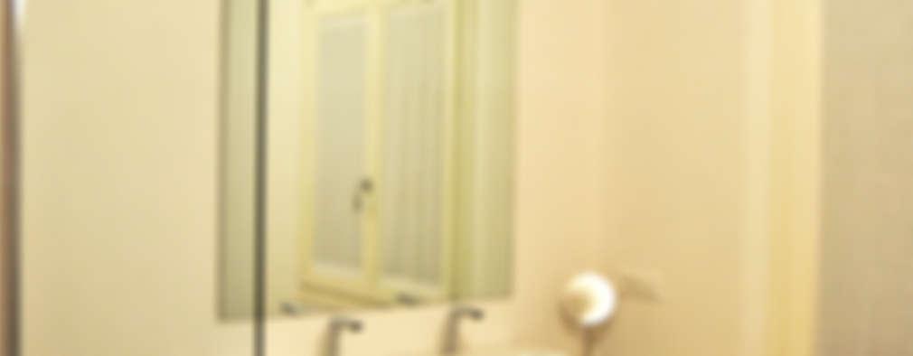ArcKid: modern tarz Banyo