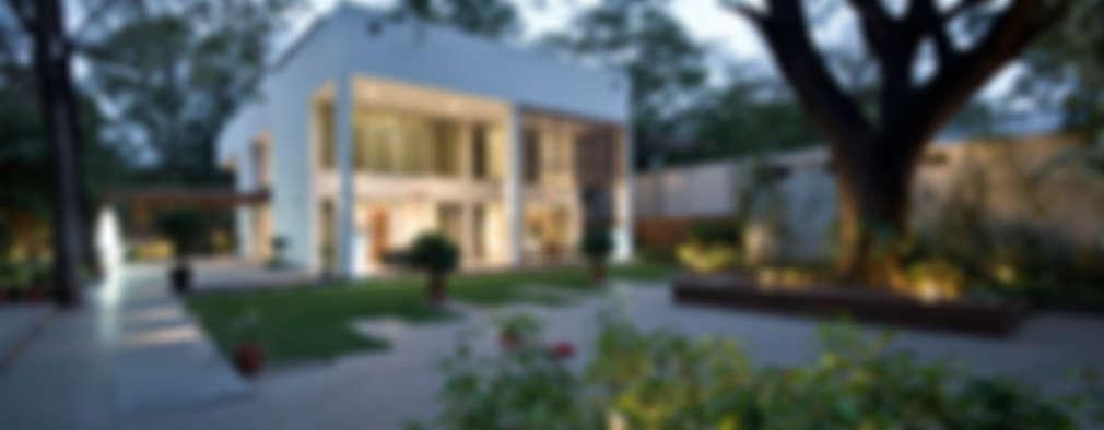 Chaney Architects: minimal tarz tarz Evler
