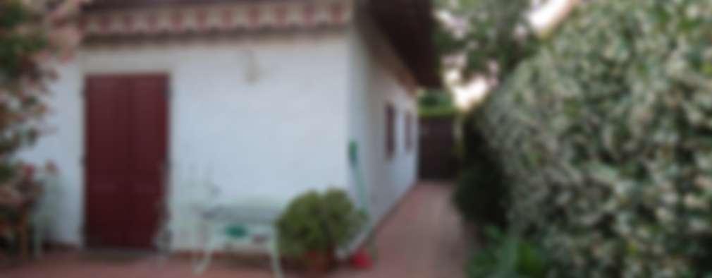 Casas de estilo minimalista por Varq.