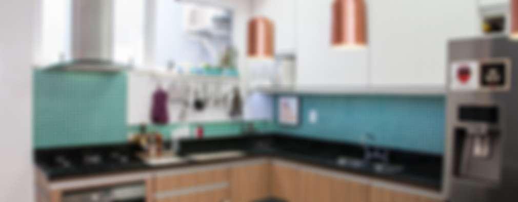 10 fantastische Mosaik-Designs für die Küche