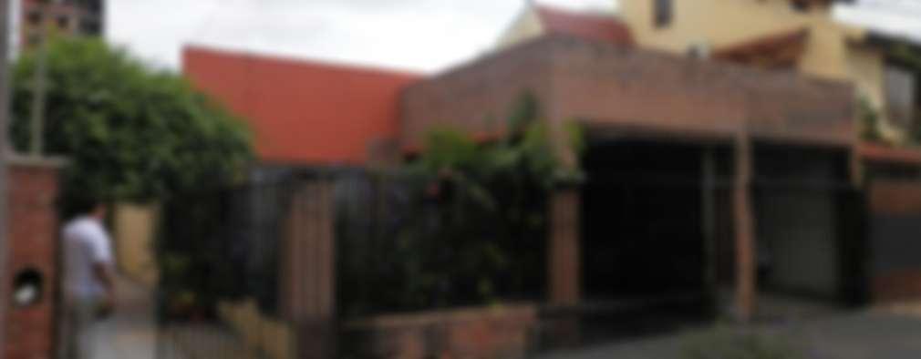 Casas de estilo moderno por GM Arquitectura&Construcción