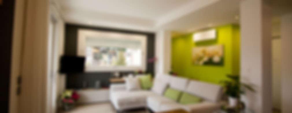 Salas de estilo moderno por Studio HAUS