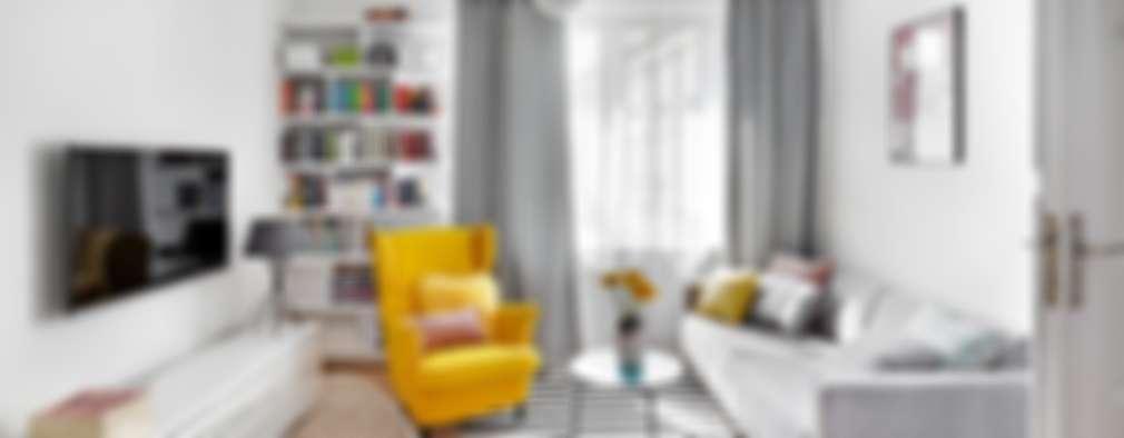 غرفة المعيشة تنفيذ dziurdziaprojekt