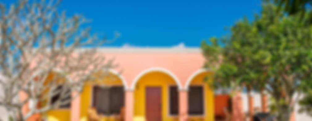 منازل تنفيذ PORTO Arquitectura + Diseño de Interiores