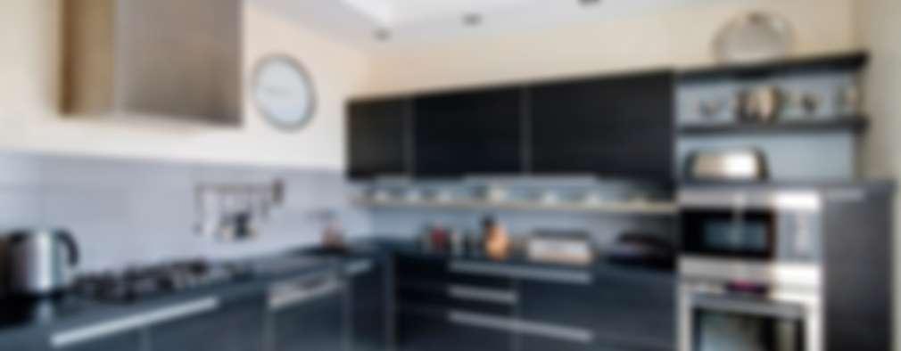 8 cocinas modernas elegantes y sobre todo pr cticas for Todo sobre cocinas integrales