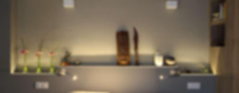 غرفة نوم تنفيذ SA2L RENOVATIONS PRIVEES