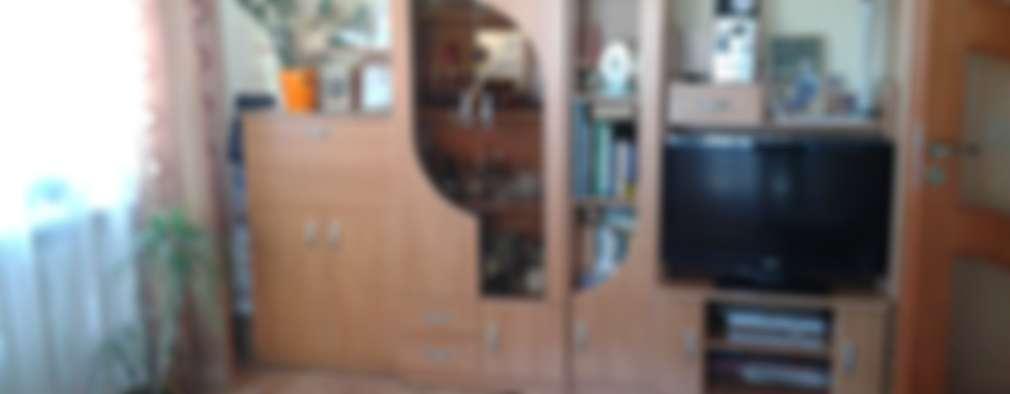 رہنے کا کمرہ  by Auraprojekt