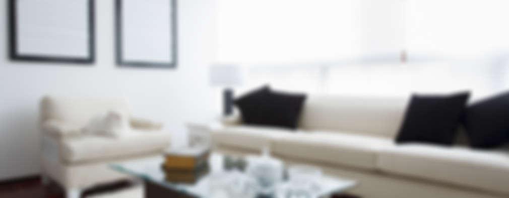 Salas / recibidores de estilo moderno por Oneto/Sousa Arquitectura Interior