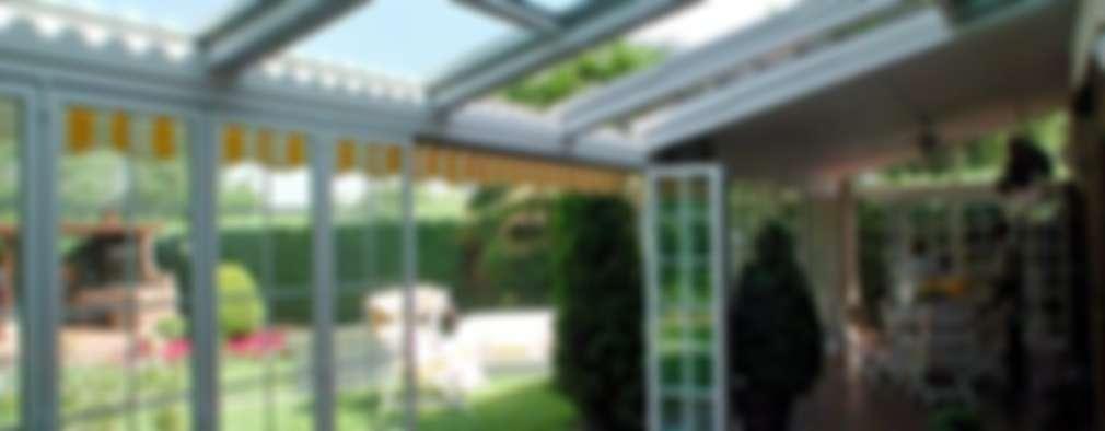 Verande e coperture per il terrazzo: 7 idee fantastiche!