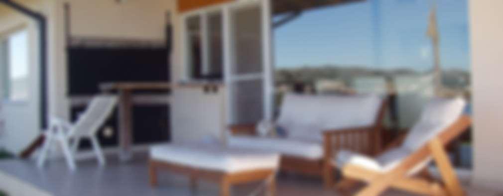 Proyecto: Terrazas de estilo  por renziravelo