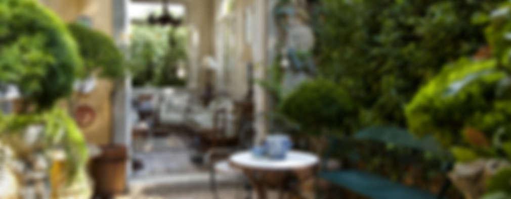 7 schöne Gartenideen für den Innenhof