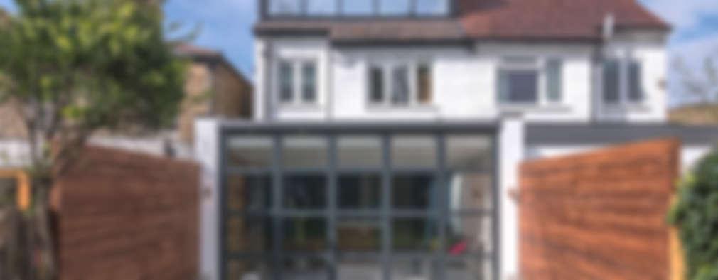 Maisons de style de style Moderne par Proctor & Co. Architecture Ltd