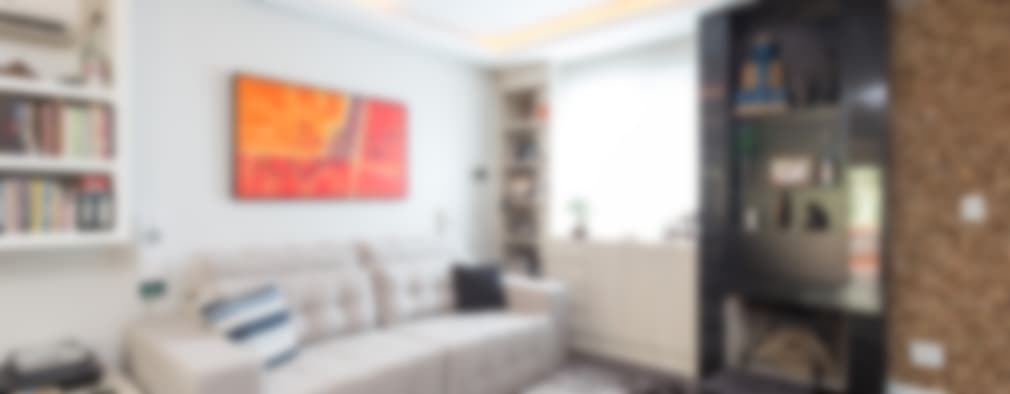 modern Living room by Kali Arquitetura