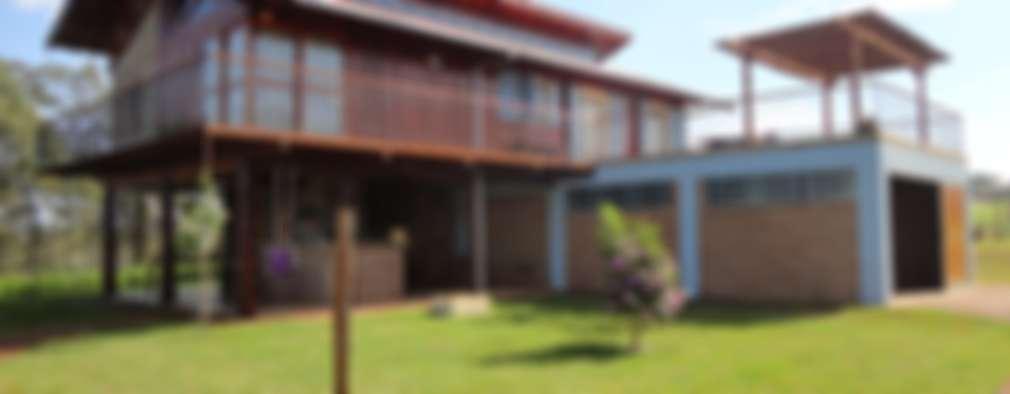 บ้านและที่อยู่อาศัย by Zani.arquitetura
