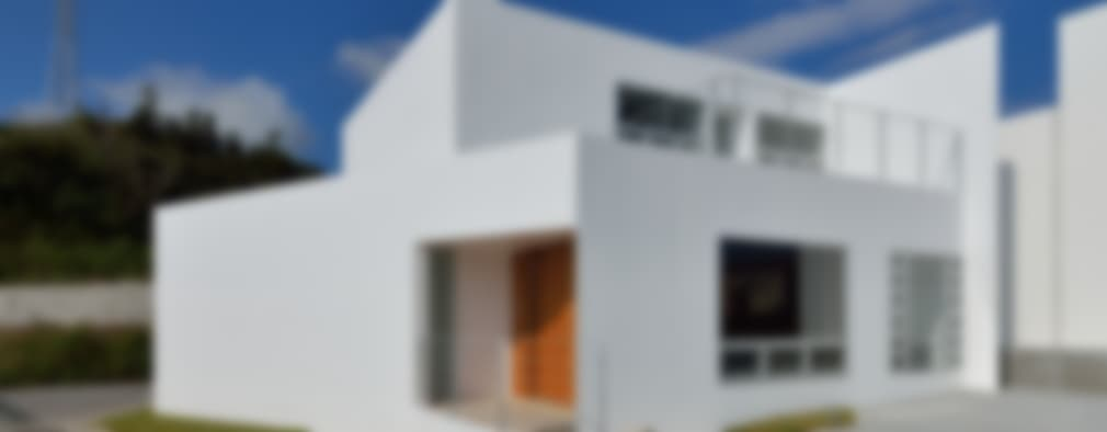 Casas de estilo moderno de 門一級建築士事務所