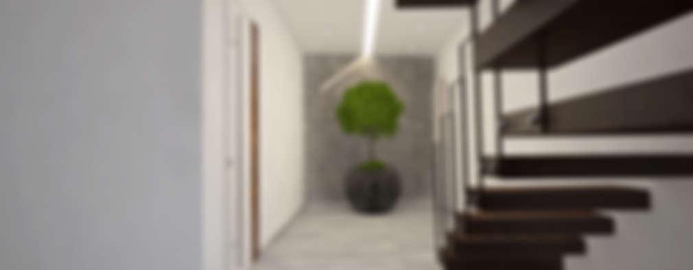 الممر والمدخل تنفيذ Tiago Martins - 3D