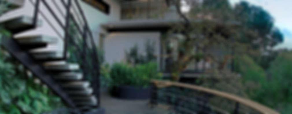 Terrazas de estilo  por RIMA Arquitectura