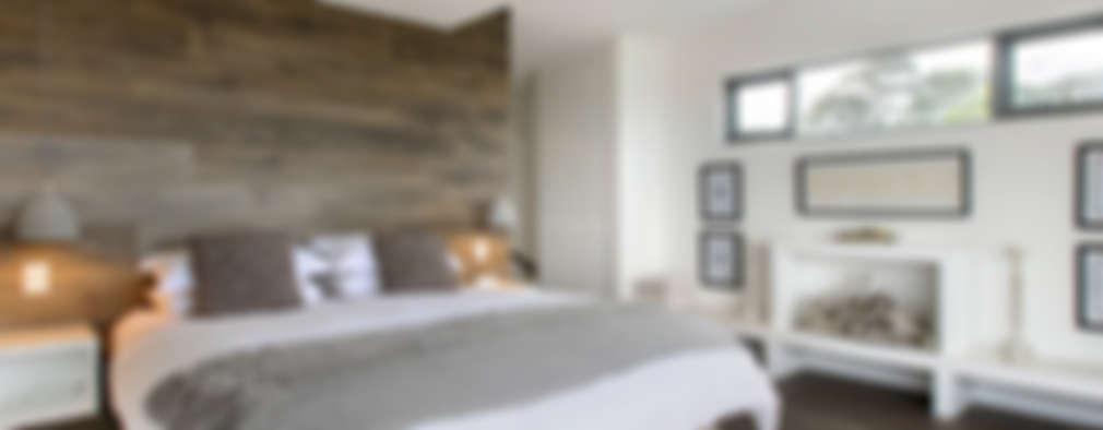 Recámaras de estilo moderno por GSI Interior Design & Manufacture