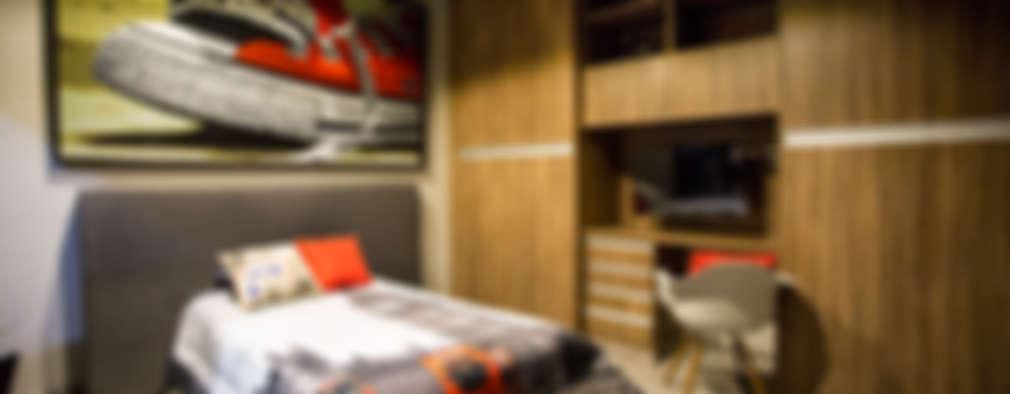 غرفة نوم تنفيذ Con Contenedores S.A. de C.V.