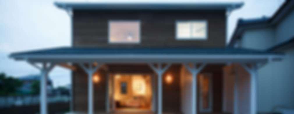Terrace by dwarf