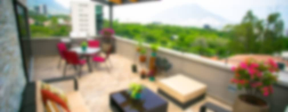 Diy build your own roof terrace in 8 easy steps for Diy terrace