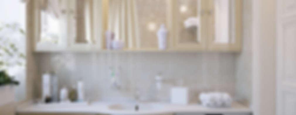 10 Idee per aggiungere spazio utile in un bagno piccolo