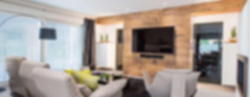 Repräsentativer Wohnraum Mit Wein Lagerung : Moderne Wohnzimmer Von TRÄUME    Ideen Raum Geben