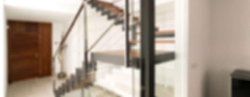 arqubo arquitectos:  tarz Koridor ve Hol