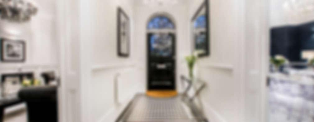Corridor & hallway by Vogue Kitchens